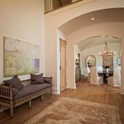 唯美的客厅设计图