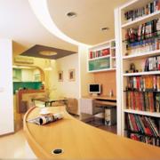 书房设计色调搭配