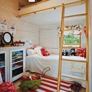 单身公寓床铺设计图