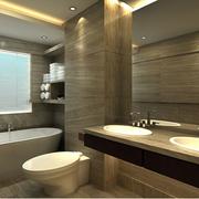 洗手间飘窗设计图