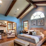 舒适的3卧室整体图