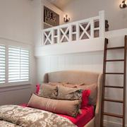 单身公寓床铺搭配图