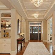 完美客厅灯光设计