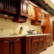 厨房整体橱柜整体图