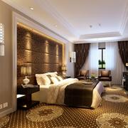 唯美的现代卧室图