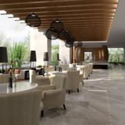 咖啡厅吊顶造型图