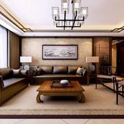 客厅窗帘造型图