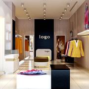 现代服装店设计图
