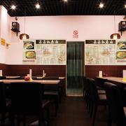 餐厅设计整体图