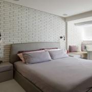 卧室背景墙图案设计
