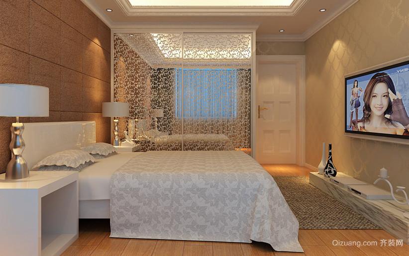 2015令人陶醉的现代欧式卧室装修效果图