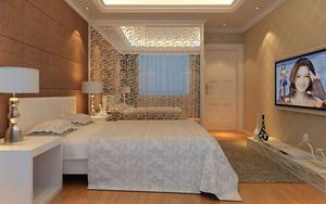 精致卧室设计效果图