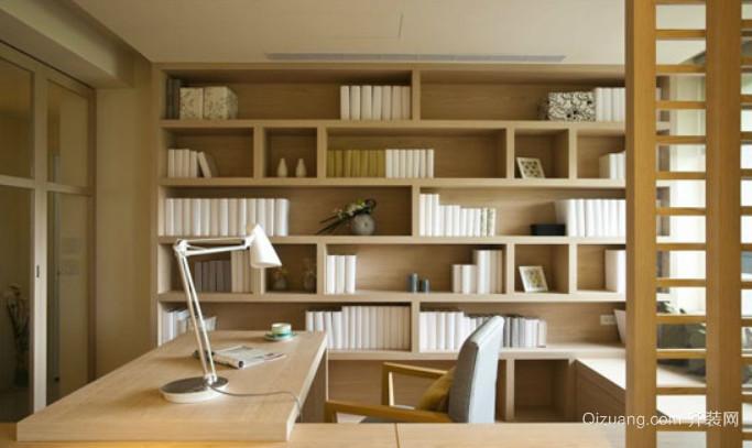 小户型微型书房装修效果图