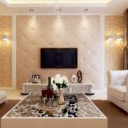 现代客厅灯光设计图