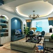 客厅设计装修灯光设计