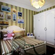 室内照片墙设计卧室图