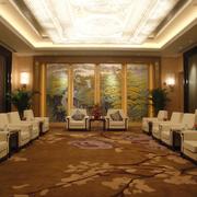 酒店内部设计模板