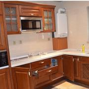 中式风格厨房装修造型图