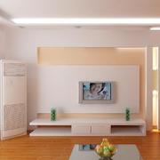 电视背景墙装修造型图