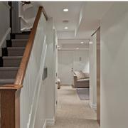 北欧风格楼梯装修实例