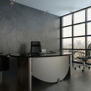 办公室装修飘窗图