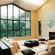 别墅窗户装修设计色调搭配