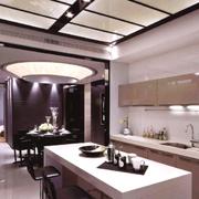 厨房装修吊顶图