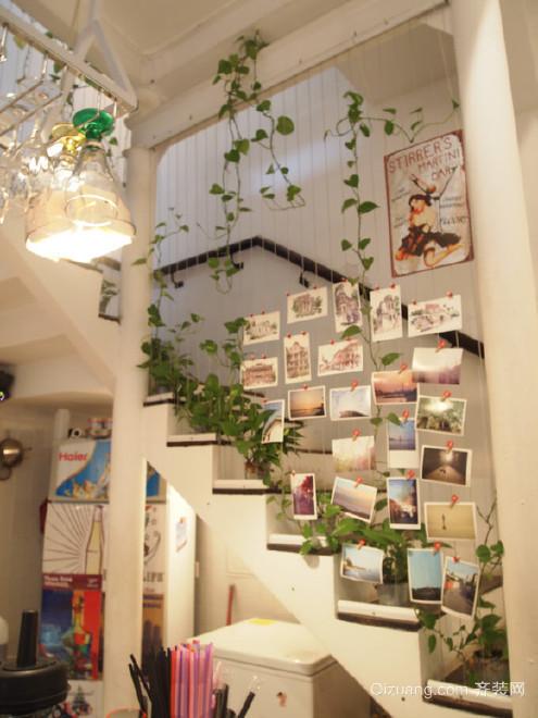 创意现代风格室内小楼梯设计图片大全