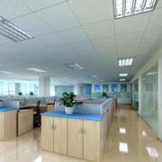 办公室装修设计灯光设计