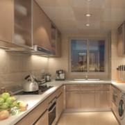 厨房设计装修色调搭配