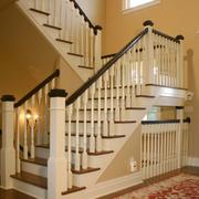 欧式风格楼梯装修整体图