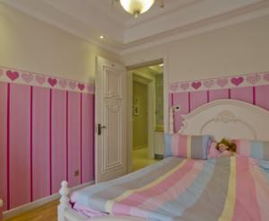 儿童喜爱的欧式儿童房装修效果图