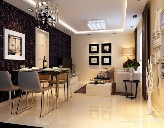欧式客厅地砖 美缝 效果图 齐装网装修 效果图