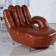 客厅懒人沙发装修造型图