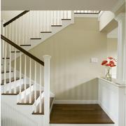 北欧风格楼梯装修扶手图