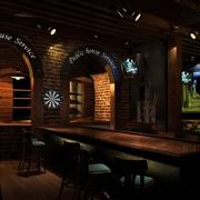 酒吧装修实景图