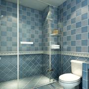 卫生间设计装修隔断图