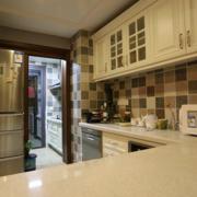 开放式厨房设计整体图