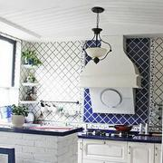 小厨房吧台装修唯美图