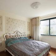 卧室装修飘窗图