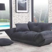 客厅懒人沙发装修飘窗图