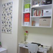 书柜装修背景墙图