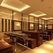 火锅店设计装修灯光设计