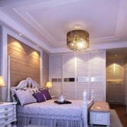 小卧室设计装修吊顶图