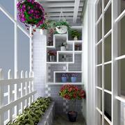 阳台设计装修整体图