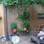家庭园艺设计装修背景墙