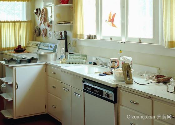 色香味俱全厨房装修效果图