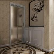 卫生间推拉门装修背景墙图