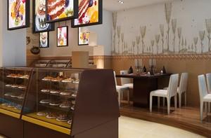 蛋糕店设计装修效果图