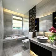 卫生间瓷砖整体图